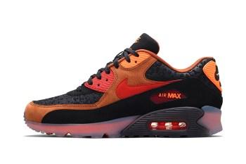 "Nike Air Max 90 Ice ""Halloween"""