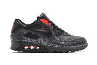 "Nike Air Max 90 Deluxe ""Infrared Safari"""