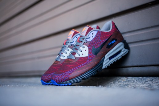 "Nike Air Max Lunar90 JRCD ""Red Clay"""