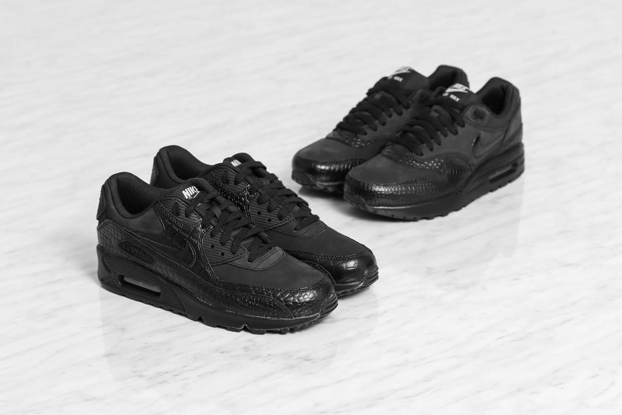 Nike Air Max Patent Croc Pack