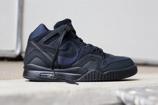 Nike Air Tech Challenge II Black/Obsidian
