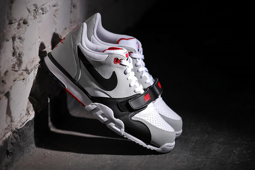 Nike Air Trainer 1 Low White/Black-Red