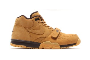 "Nike Air Trainer 1 Mid Premium QS ""Wheat"""