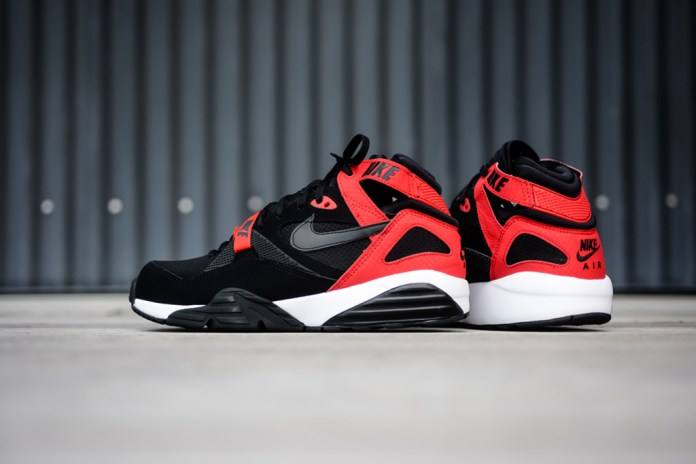 Nike Air Trainer Max '91 Black/University Red