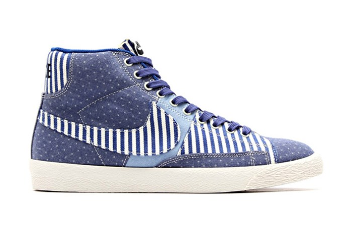 "Nike Blazer Mid Vintage Premium QS ""Patchwork Blue"""