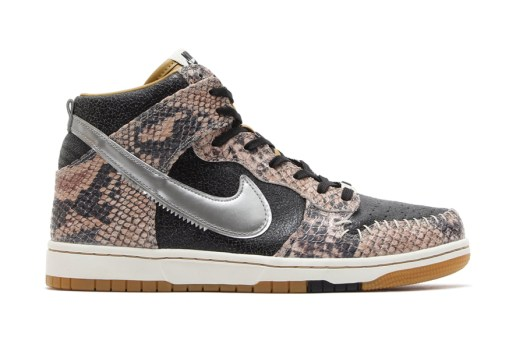 "Nike Dunk CMFT PRM QS ""Snakeskin"""