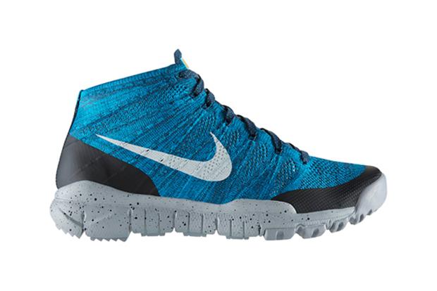 "Nike Flyknit Trainer Chukka FSB ""Squadron Blue"""