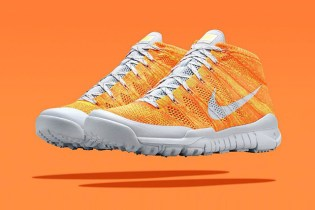 "Nike Flyknit Trainer Chukka SFB ""Orange"""