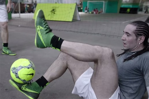 "Nike Football Puts Its Elastico Superfly to the Test with ""A Revolution of Speed"""