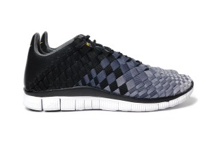 Nike Free Inneva Woven Black/Gradient Grey
