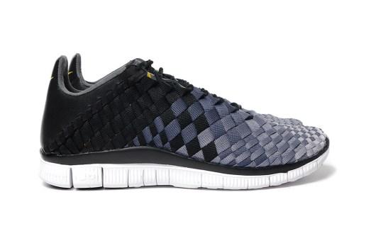 Nike Free Inneva Woven Black/Gradient Grey