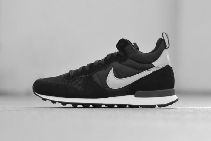 """Nike Internationalist Mid """"Black"""""""