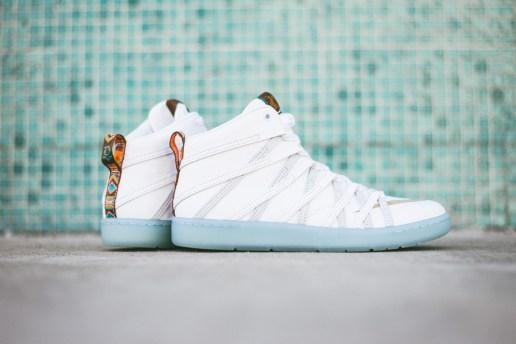 Nike KD VII NSW Lifestyle QS White/Ice Blue