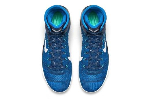 "Nike Kobe 9 Elite ""Brave Blue"""
