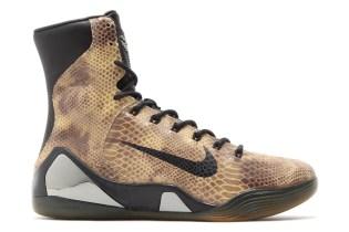 "Nike Kobe IX High EXT QS ""Snakeskin"""