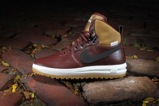 "Nike Lunar Force 1 Sneakerboot ""Barkroot"""