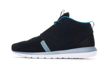 Nike Roshe Run NM Sneakerboot Black-Magnet Grey