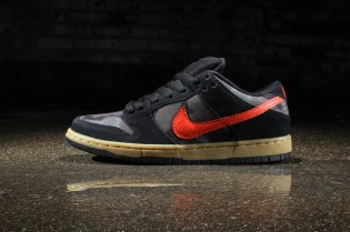 Nike SB Dunk Low Premiums Black/Rough Green