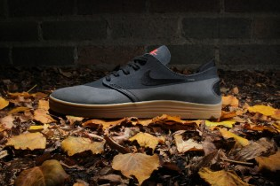 Nike SB Lunar One Shot Black/Gum