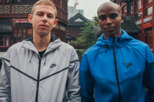 Nike Introduces Its Zoom Air Running Collection in Shanghai