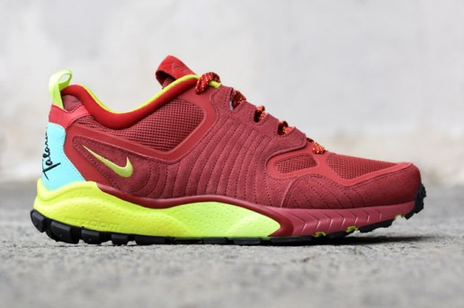 Nike Zoom Talaria 2014 Cedar/Fierce Green-Gym Red