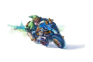 "Nintendo Adds Link to the Mario Kart 8 Roster and Previews the ""Master Cycle"""