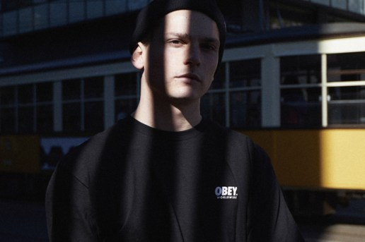 "Obey ""Worldwide Series"" Capsule Collection"