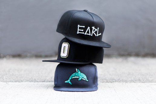 Odd Future 2014 Fall Headwear