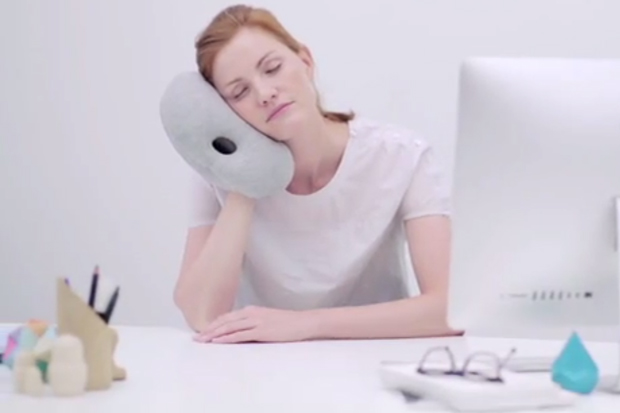 Ostrich Pillow Mini Kickstarter Launch