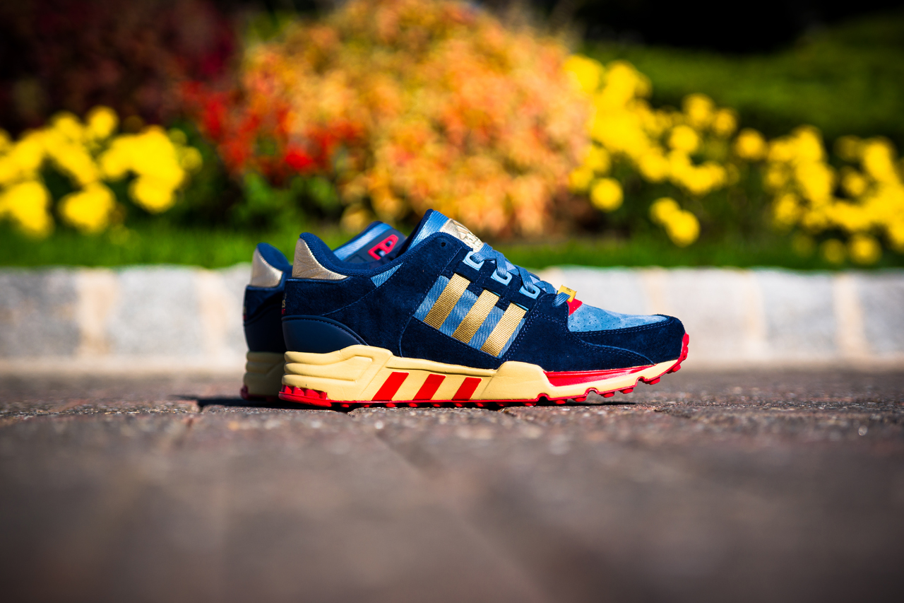 Packer Shoes x adidas Originals EQT Running Support Collection