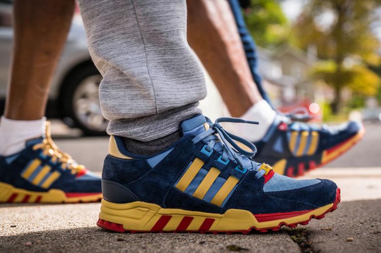 Packer Shoes x adidas Originals #OurSupport Friends & Family Walk Recap