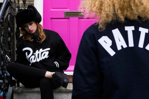 "Patta 2014 Fall/Winter ""#SSS Ladies"" Editorial"