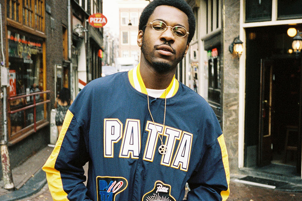 Patta x Mitchell & Ness 2014 Fall Collection