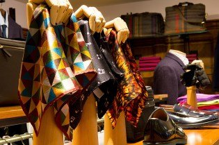 Paul Smith London Opens New Location in Sogo