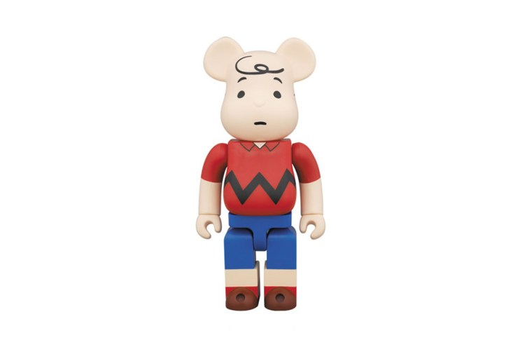 Peanuts x Medicom Toy 400% Charlie Brown Bearbrick
