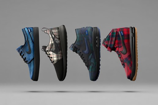 Pendleton Customization Options Return to NIKEiD