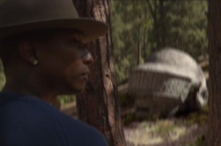 "Pharrell featuring Daft Punk ""Gust of Wind"" Music Video Teaser"