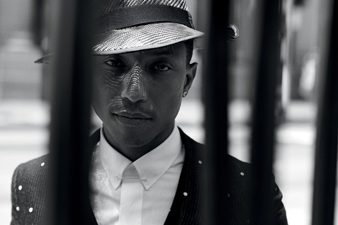 Pharrell Williams Pop-Up Shop at colette
