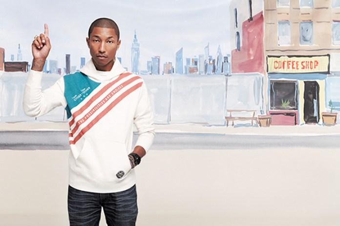"""Pharrell Williams x Uniqlo UT 2014 Fall/Winter """"i am OTHER"""" Lookbook"""