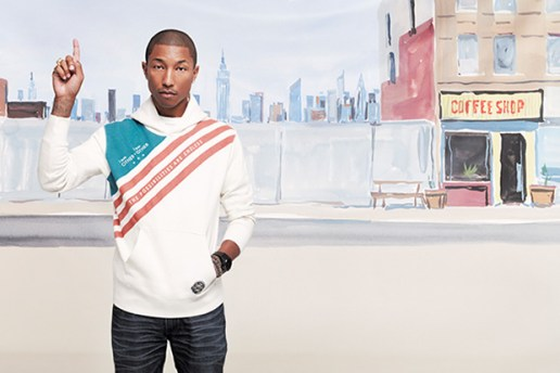 "Pharrell Williams x Uniqlo UT 2014 Fall/Winter ""i am OTHER"" Lookbook"