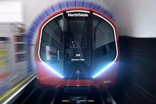 New London Underground Trains to be Designed by PriestmanGoode