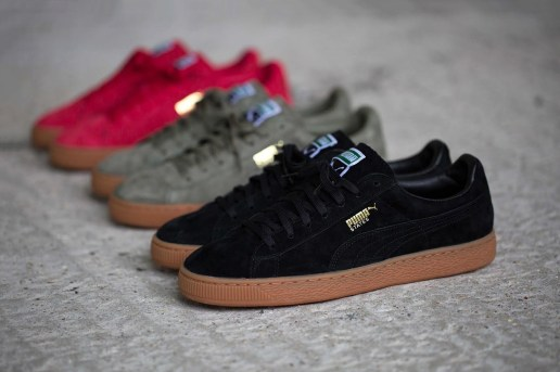 "PUMA 2014 Winter States ""Gum"" Pack"