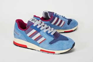 "Quote x Peter O'Toole x adidas Originals Consortium ZX420 ""Quotool"""