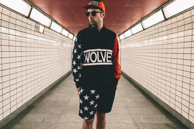 Raised by Wolves x Publish 2014 Fall/Winter Collection