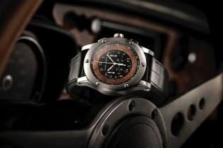 Ralph Lauren Takes Inspiration from a 1938 Bugatti for Its New Automotive Chronograph