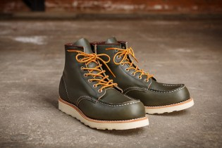 Red Wing Kangatan Green