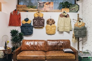 Rocky Mountain Featherbed Pop-Up Store