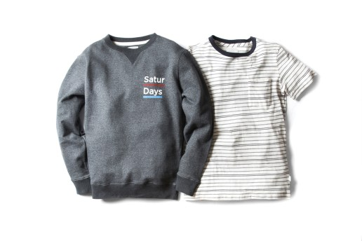 Saturdays Surf NYC 2014 Fall/Winter Sweaters