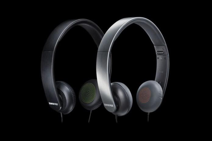 Shure SRH144/145 Headphones
