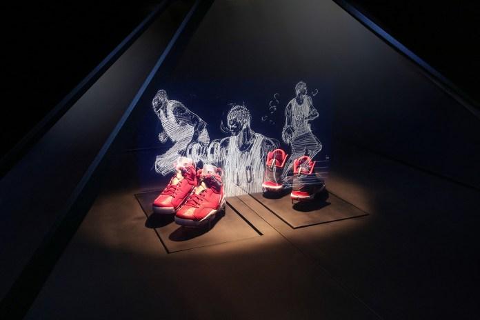 Slam Dunk x Jordan Brand Collection Launch Event Recap